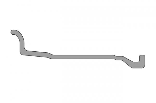 Wheel rim profile